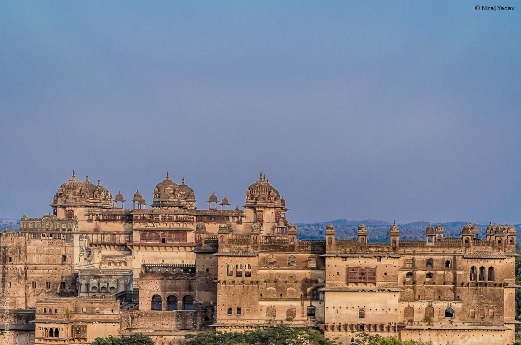 Orchha Palace, Incredible India