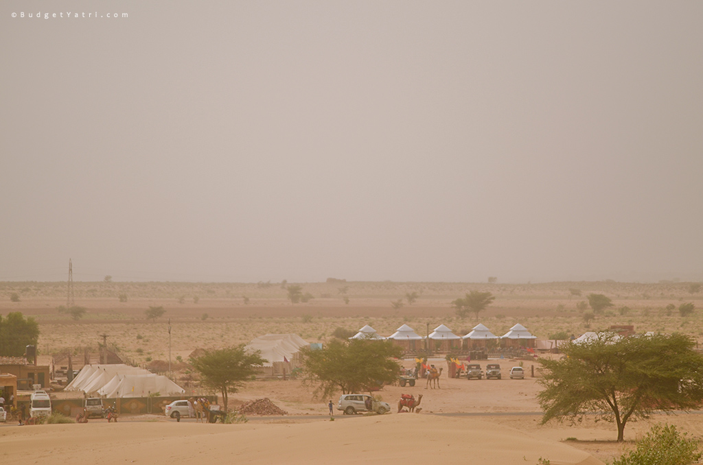 Sam-dunes-Jaisalmer-desert-safari-tents