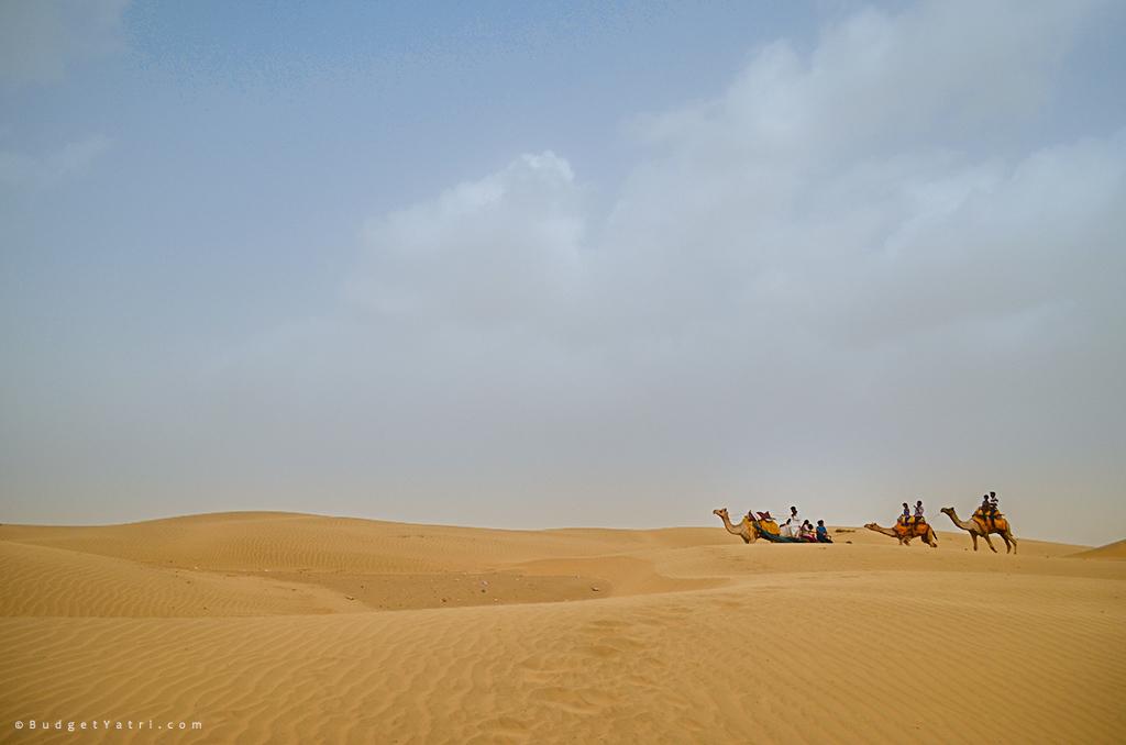 Sam-sand-dune-derert-safari-Jaisalmer-thar-desert
