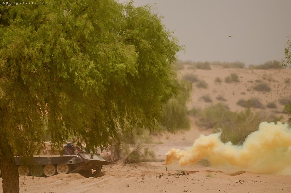 Longewala-Indo-Pak-Border-Jaisalmer-army-drill