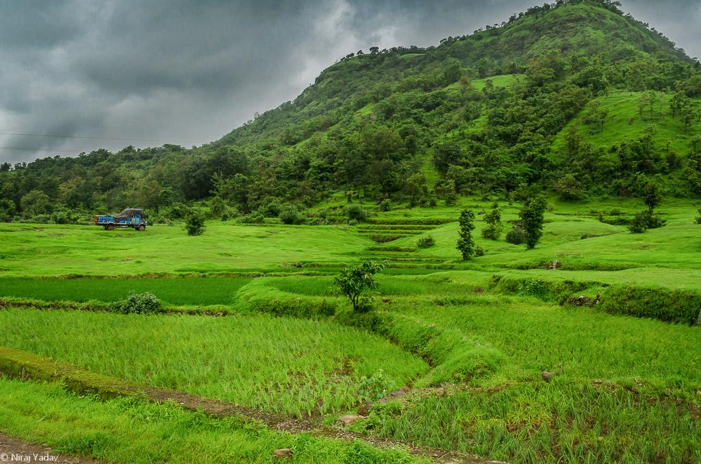 raigad mangaon landscape