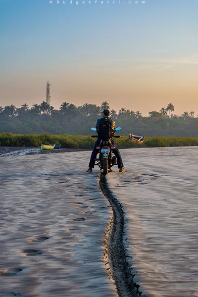 mumbai-bordi-bike-trip, Motorcyle touring