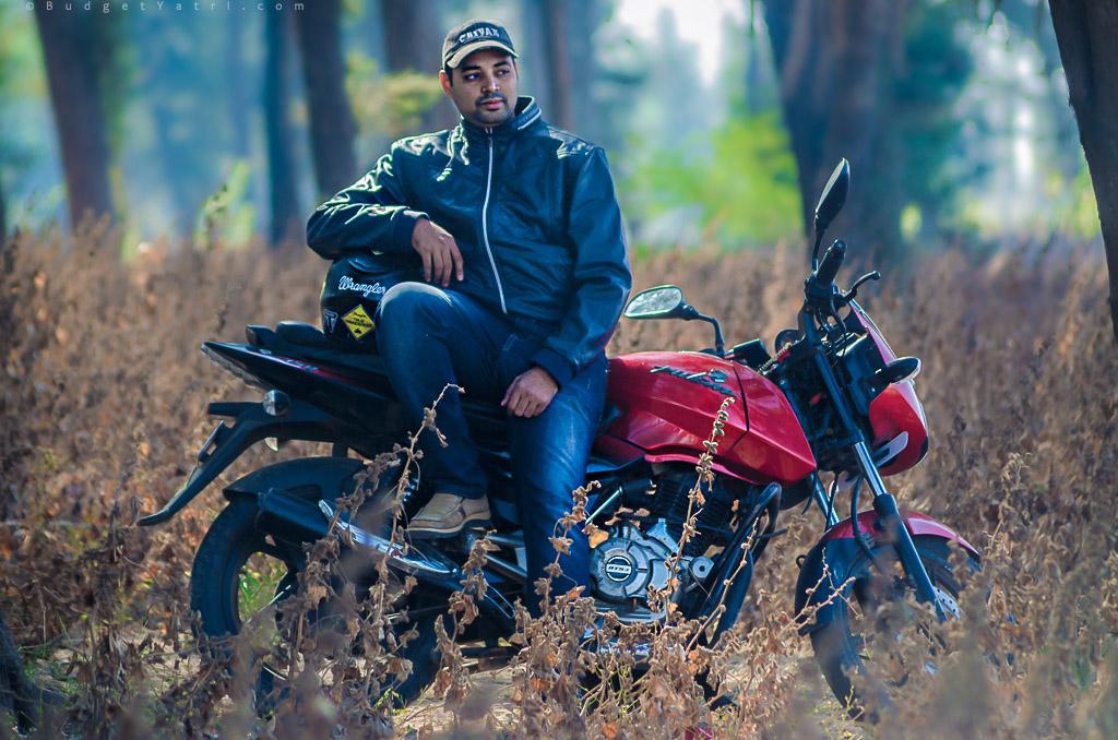 niraj-yadav-travel-blogger-india, niraj yadav, budgetyatri