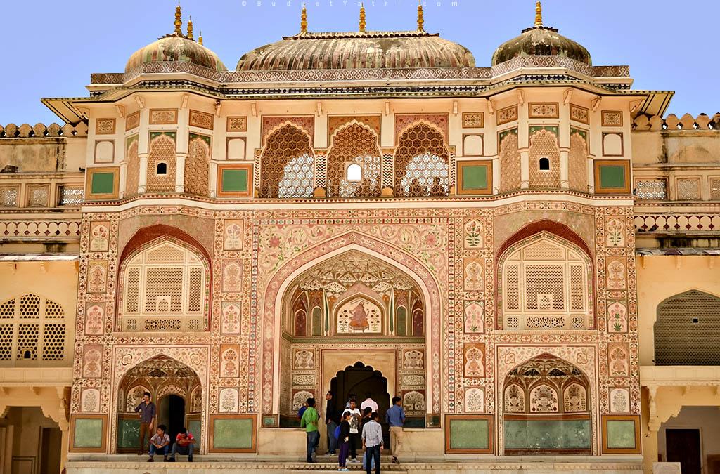 Amber fort Jaipur entrance gate, Amber Fort Jaipur