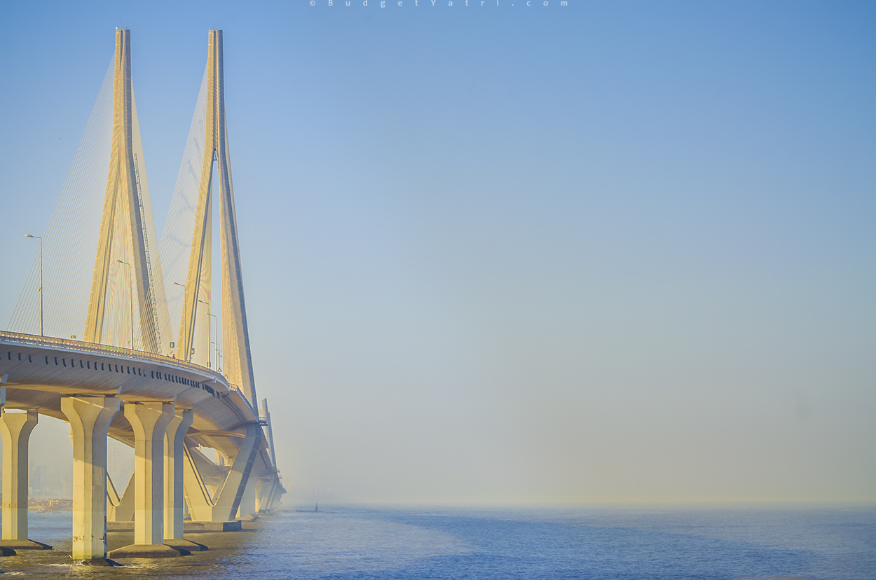 Bandra Worli sea link, wallpaper worli sea link