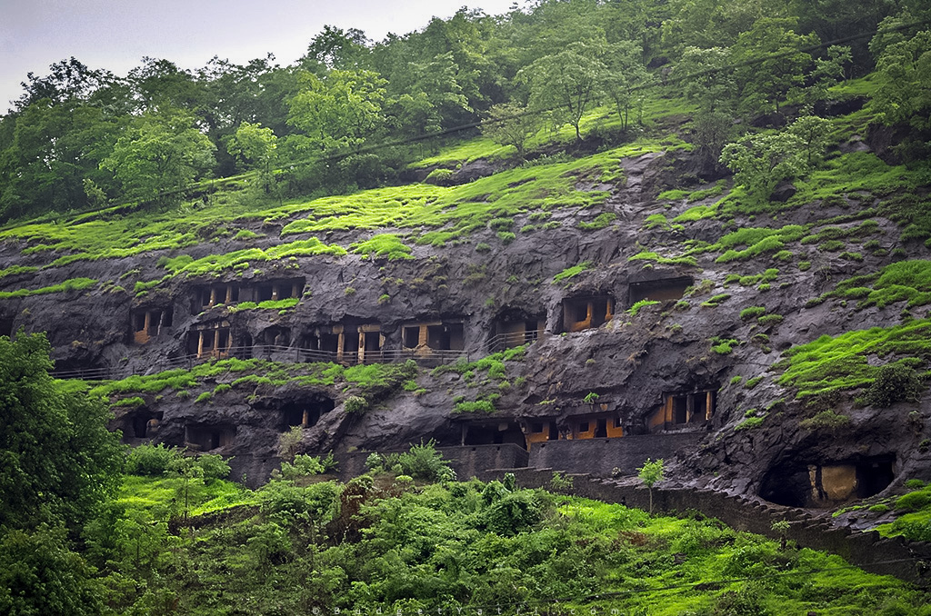 Buddhist caves, Bombay Goa highway