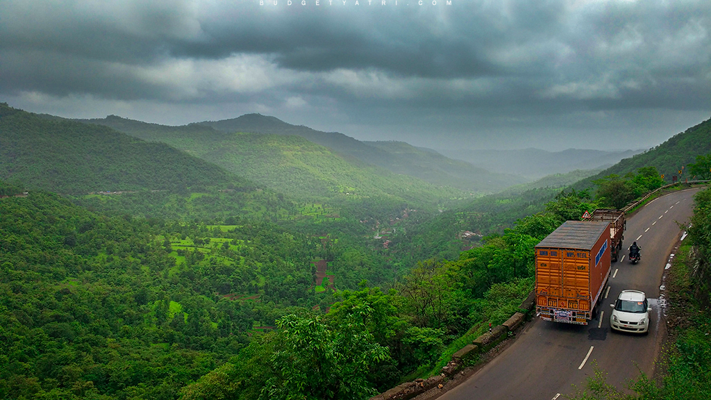 Kashedi Ghat, Konkan monsoon