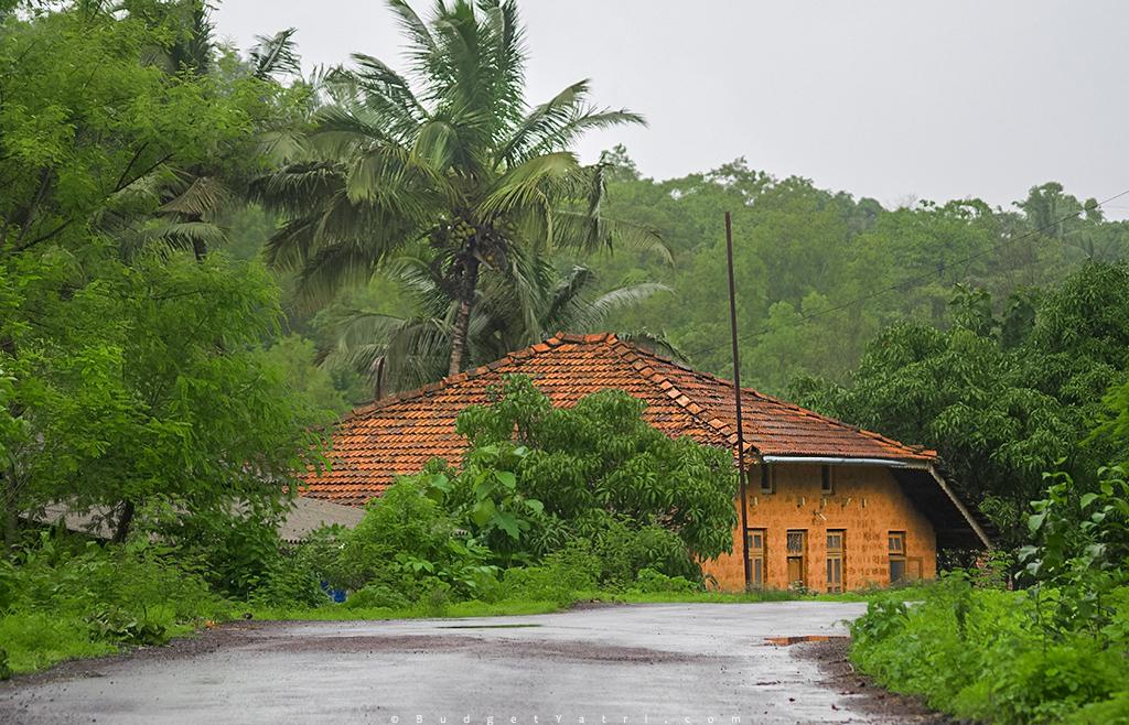 Konkani houses, Konkan, Mandangad