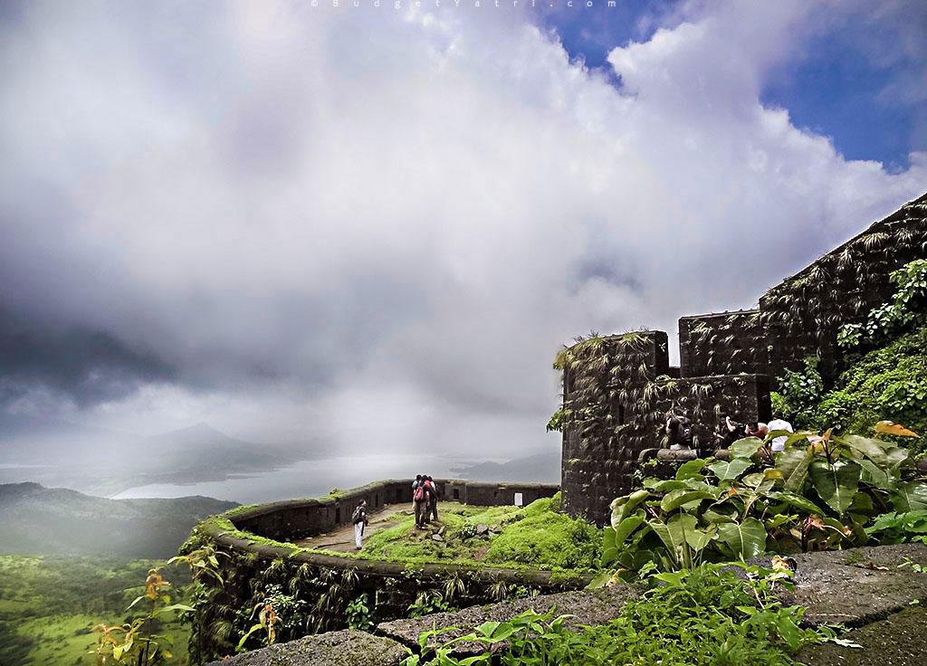 Lohagad fort, maharashtra forts, photos, trek