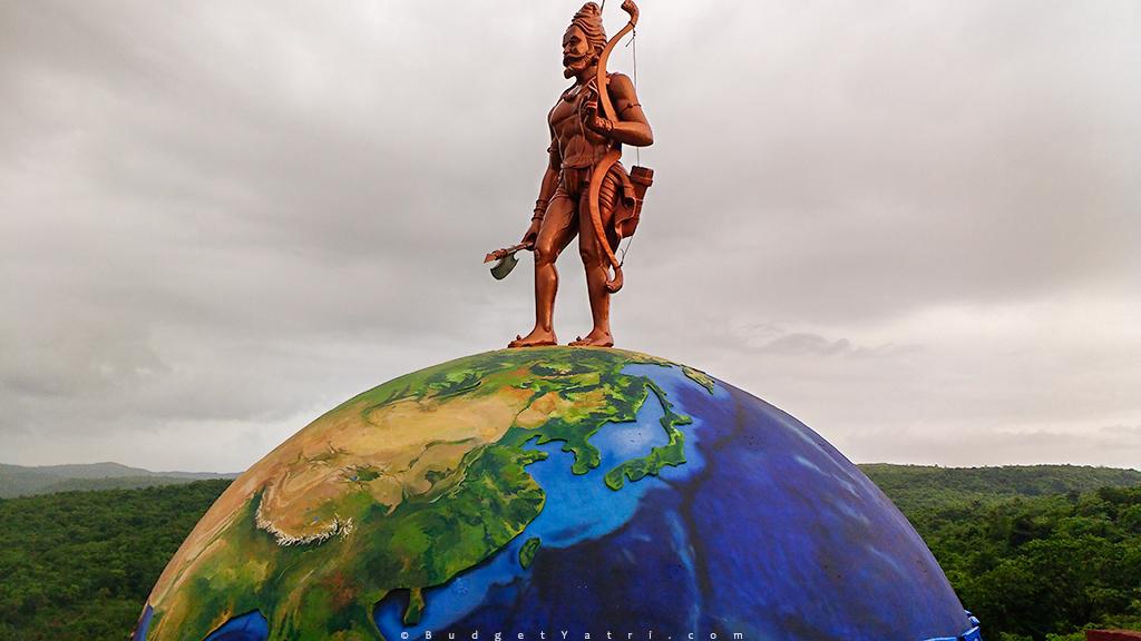 Parshuram statue, Konkan