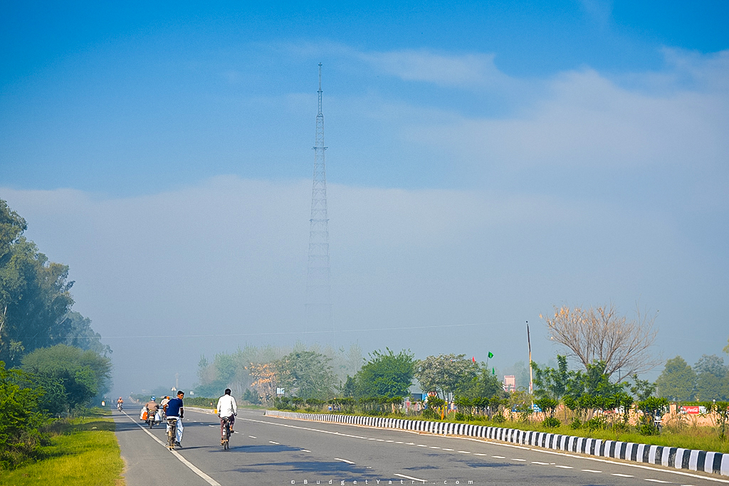 Bike trip to punjab, Amritsar photos