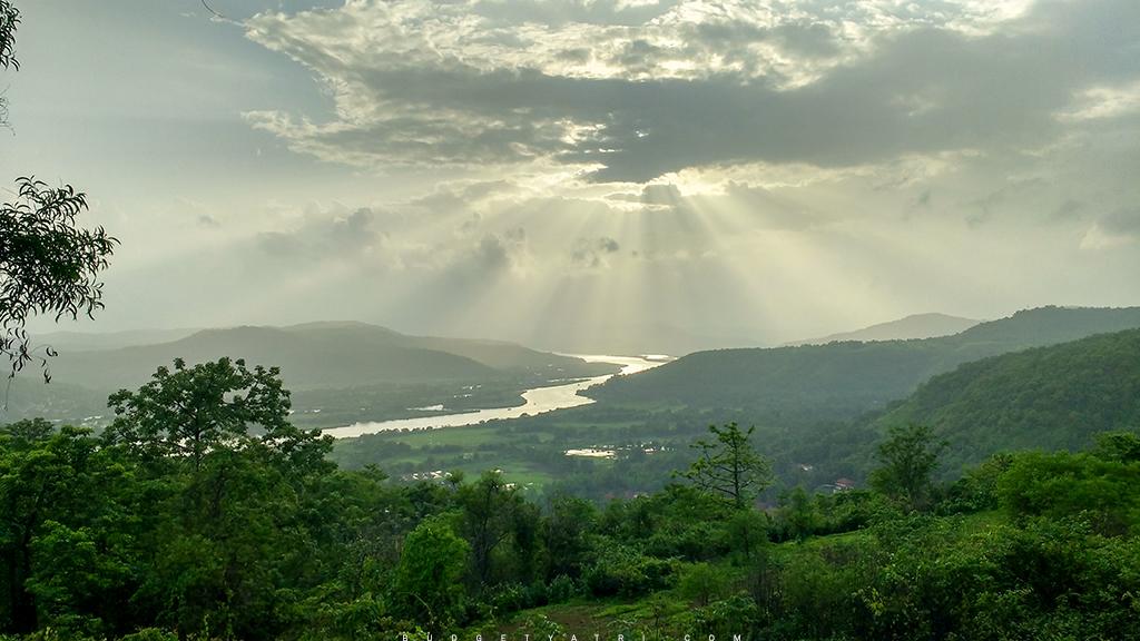 Parshuram Ghat, Konkan view, Vashisthi river