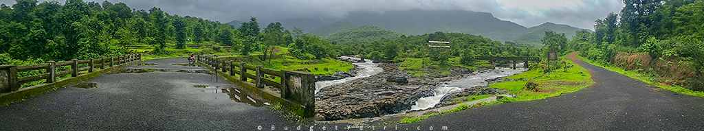 Source of Vashisthi river, origin of Vashishti, Vashishti river origin