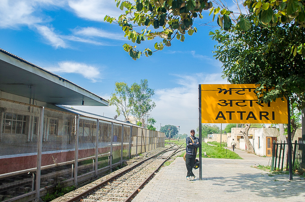 attari railway station