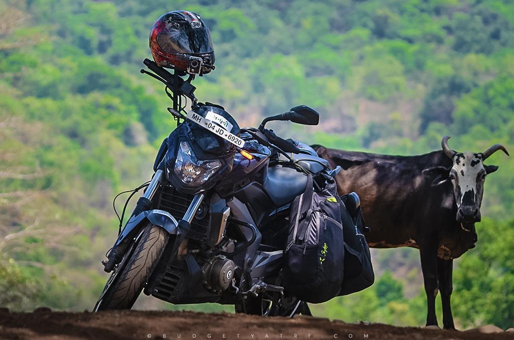 Bajaj Dominar pic, Dominar bike trip