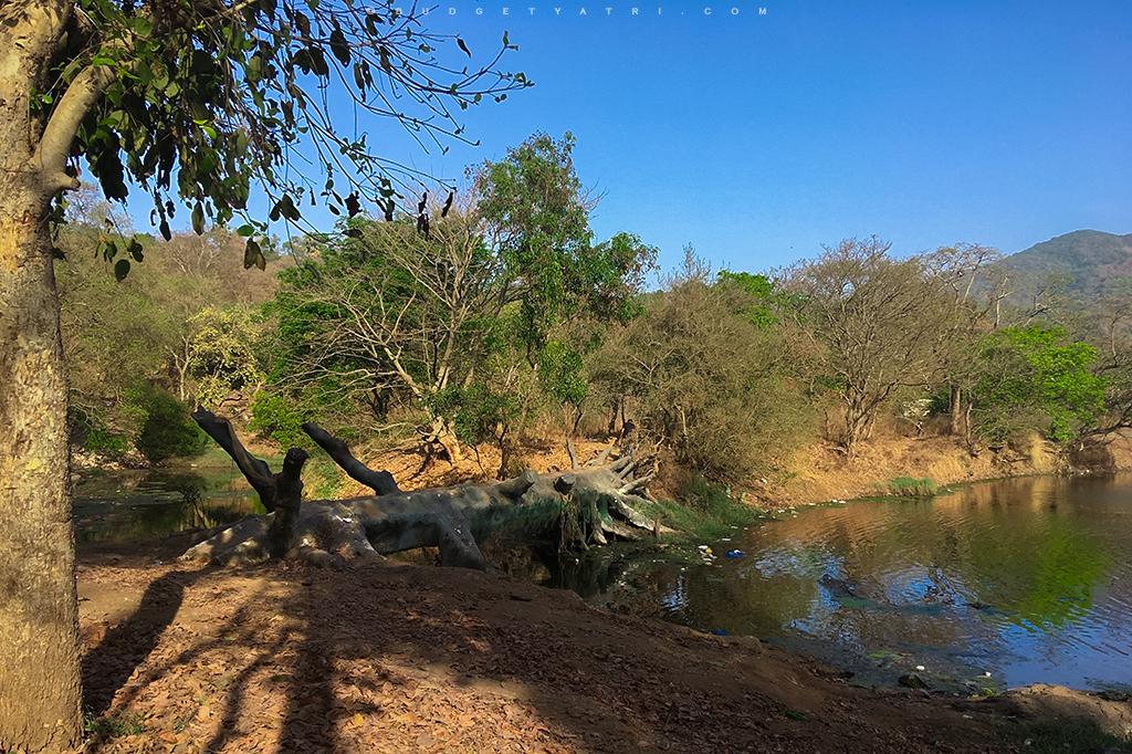 chena river bridge, shooting locations near Thane Mumbai