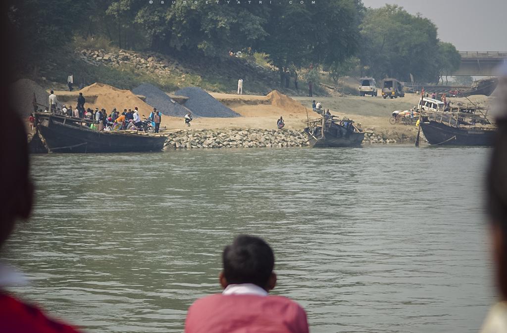 Kosi river Bihar