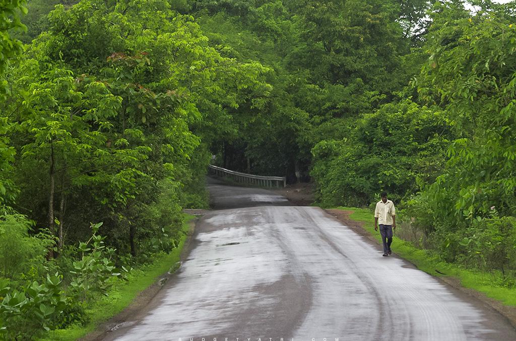 Pali Khopoli road