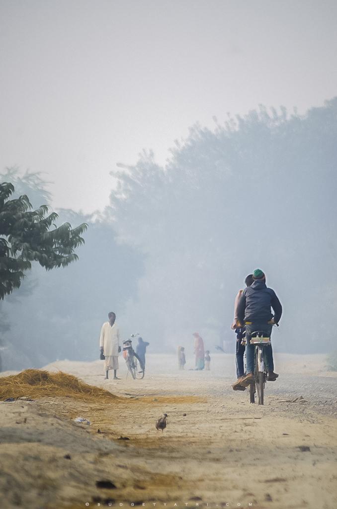 purvi tatbandh, Kosi river, Bihar, Bihar morning photos