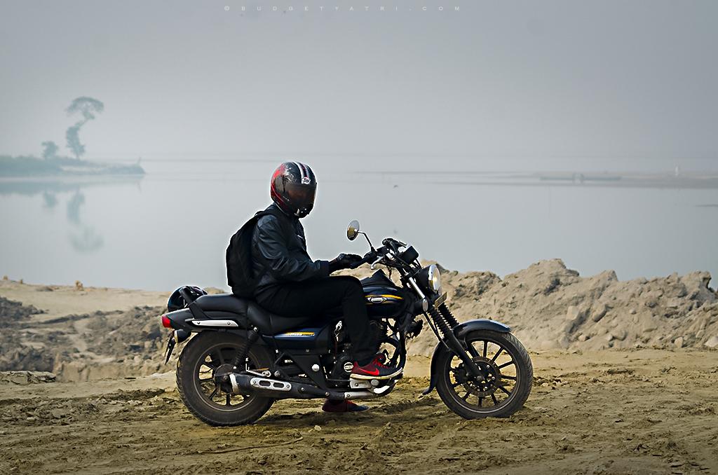Kosi river Bihar, Kosi river route