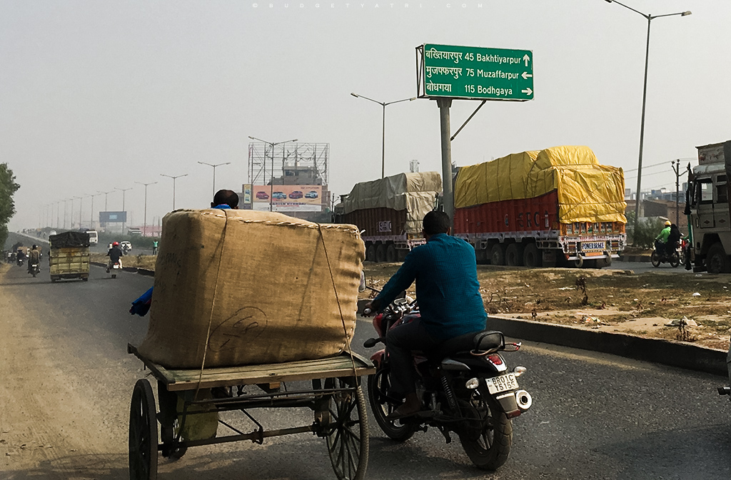 Patna Muzaffarpur highway, Bihar roads