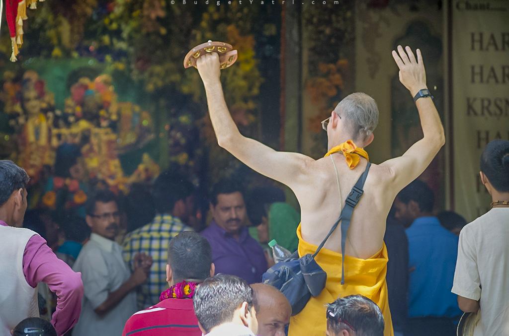 Vrindavan ISKCON temple